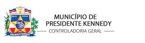 Prefeitura de Presidente Kennedy-ES. - CONTROLADORIA GERAL